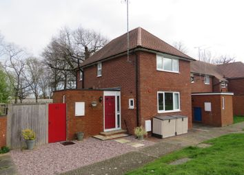 Thumbnail 2 bed semi-detached house for sale in Venning Road, Arborfield, Reading