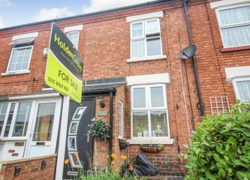 Thumbnail 2 bed terraced house for sale in High Street, Arnold, Nottingham
