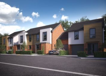 Thumbnail 2 bed semi-detached house for sale in Fleet Business Park, Sandy Lane, Church Crookham, Fleet