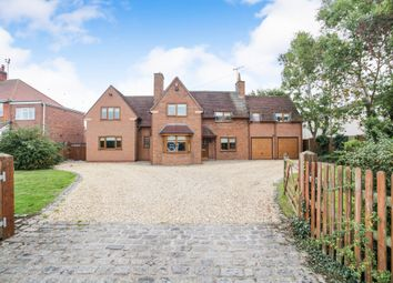 Thumbnail 6 bed detached house for sale in Wellfield Road, Alrewas, Burton-On-Trent