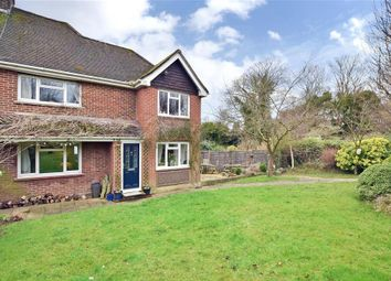 3 bed semi-detached house for sale in Deanery Road, Crockham Hill, Kent TN8