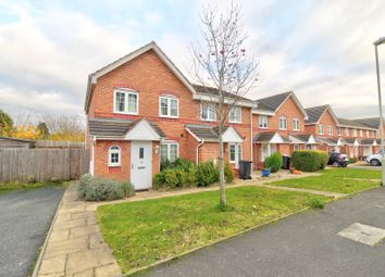 Thumbnail 3 bed end terrace house for sale in Purlin Wharf, Netherton, Dudley