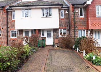 Thumbnail 2 bed terraced house for sale in Cheam Common Road, Worcester Park