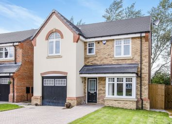 Thumbnail 4 bed detached house for sale in Heatherfields Crescent, Rossington, Doncaster