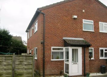 Thumbnail 1 bed terraced house to rent in Kilburn Drive, Chapelfields, Coventry