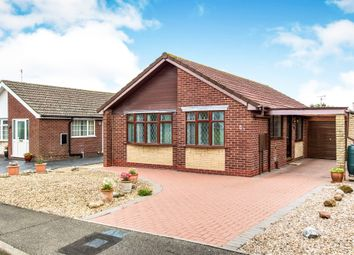 Thumbnail 3 bedroom detached bungalow for sale in Guthram Court, Cranwell Village, Sleaford