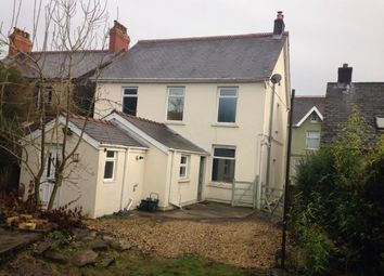 Thumbnail 4 bed detached house for sale in Blaenau Road, Ammanford, Carmarthenshire