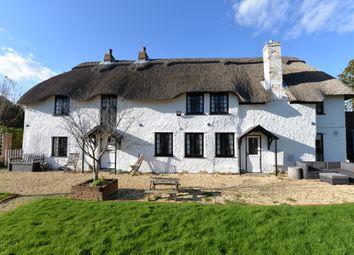 Everton Road, Hordle, Lymington SO41. 4 bed cottage for sale