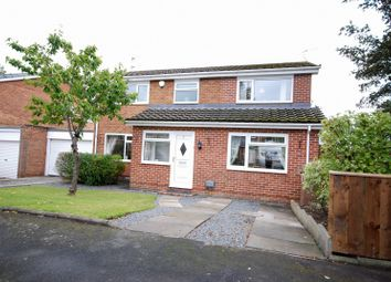 Thumbnail 4 bed detached house for sale in Mayfield Place, Wideopen, Newcastle Upon Tyne