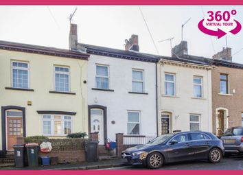 Thumbnail 3 bed terraced house for sale in Victoria Crescent, Newport