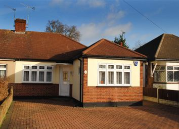 Thumbnail 3 bed bungalow for sale in Queens Gardens, Upminster
