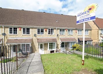 Thumbnail 4 bed terraced house for sale in Austin Crescent, Eggbuckland, Plymouth