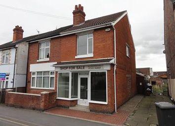 Thumbnail Retail premises for sale in 37 Bridge Road, Coalville, Leicestershire