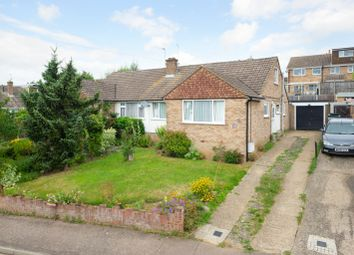 Thumbnail 4 bed semi-detached bungalow for sale in Hudson Close, Sturry, Canterbury