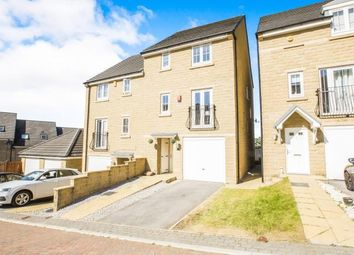 Thumbnail 4 bed semi-detached house for sale in Bramling Cross Court, Halifax, West Yorkshire