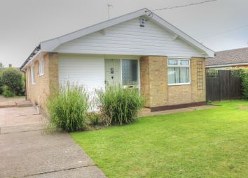 Thumbnail Detached bungalow for sale in Rectory Road, Lowestoft