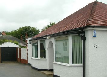 Thumbnail 3 bed detached bungalow to rent in Fairview Crescent, Prestatyn
