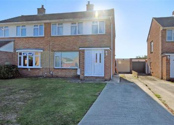 Thumbnail 3 bed semi-detached house for sale in Nyland Road, Nythe, Wiltshire
