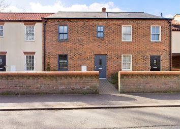 Thumbnail Terraced house for sale in High Street, Nordelph, Downham Market