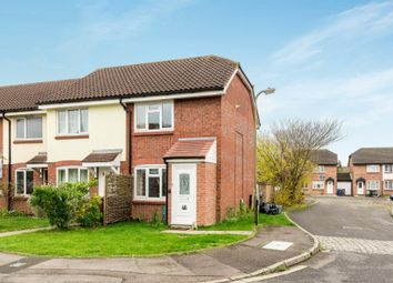 Thumbnail 2 bed end terrace house for sale in Roman Way, Bicester
