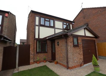 Thumbnail 3 bed detached house for sale in Danemead Close, Meir Park