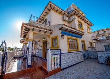 Thumbnail 4 bed town house for sale in Spain, Valencia, Alicante, Orihuela