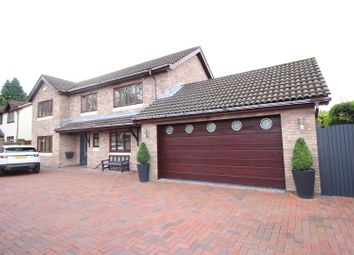 Thumbnail 5 bed detached house for sale in The Oaks, Oakdale, Blackwood