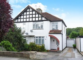 Thumbnail 3 bed semi-detached house for sale in Queensway, West Wickham