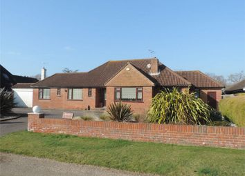 Thumbnail 4 bed detached bungalow for sale in Maple Walk, Bexhill On Sea, East Sussex
