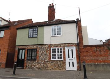 Thumbnail 2 bedroom semi-detached house to rent in Bridewell Lane, Bury St. Edmunds