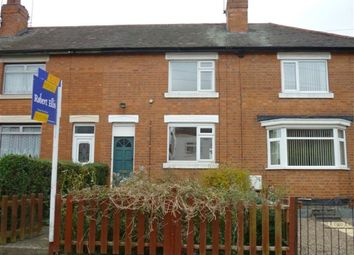 Thumbnail 2 bedroom terraced house to rent in Trent Road, Beeston Rylands