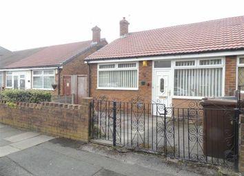 Thumbnail 2 bed semi-detached bungalow for sale in Belmont Avenue, Denton, Manchester