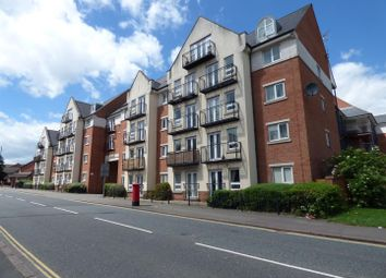 Thumbnail 2 bed flat to rent in Uttoxeter New Road, Derby