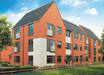"Thumbnail 2 bedroom flat for sale in ""Falmer"" at Carters Lane, Kiln Farm, Milton Keynes"