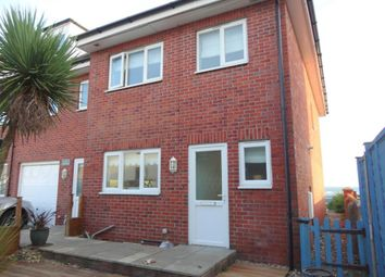 Thumbnail 3 bed terraced house to rent in Hillfield Road, Selsey, Chichester