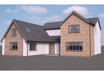 Thumbnail 5 bed detached house for sale in Church Road, Saxilby