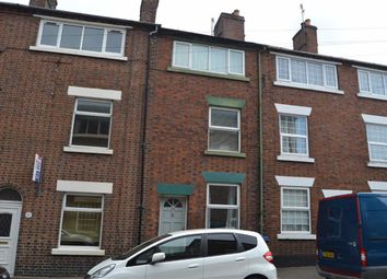 2 bed terraced house for sale in King Street, Leek ST13