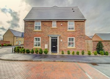Thumbnail 3 bed semi-detached house for sale in Maritime Way, Brooklands, Milton Keynes