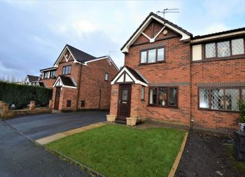Thumbnail 2 bedroom semi-detached house for sale in Martingale Way, Droylsden, Manchester