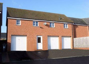Thumbnail 2 bed flat for sale in Bullingham Lane, Saxon Gate, Hereford, Herefordshire