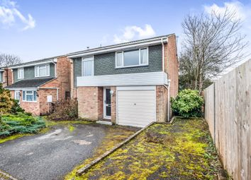 Thumbnail 4 bed detached house for sale in Denham Close, Hemel Hempstead