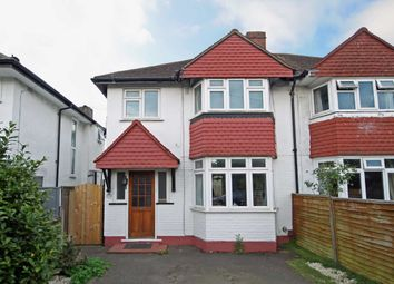 Thumbnail 3 bed property for sale in Rivermeads Avenue, Twickenham