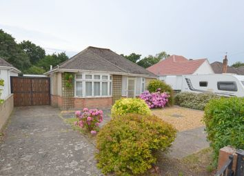 Thumbnail 3 bedroom detached bungalow for sale in Evering Avenue, Parkstone, Poole