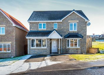 Thumbnail 4 bed detached house for sale in Woodlands Close, Westhill, Inverness