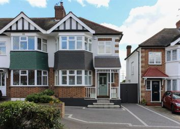 Thumbnail 3 bed property for sale in Colvin Gardens, Wanstead, London