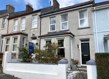 3 bed terraced house for sale in Carmarthen Road, St. Judes, Plymouth PL4