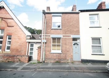 Thumbnail 2 bedroom terraced bungalow to rent in Roberts Road, St Leonards Exeter