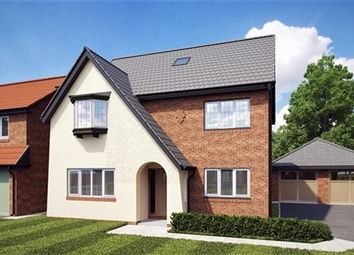 Thumbnail 4 bed property for sale in The Wollaston, Ratten Lane, Preston
