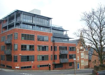 Thumbnail 2 bed flat to rent in Upper College Street, Nottingham