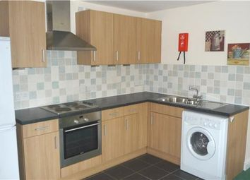 Thumbnail 1 bed flat to rent in Flat 9, Church View, Orange Grove, Wisbech